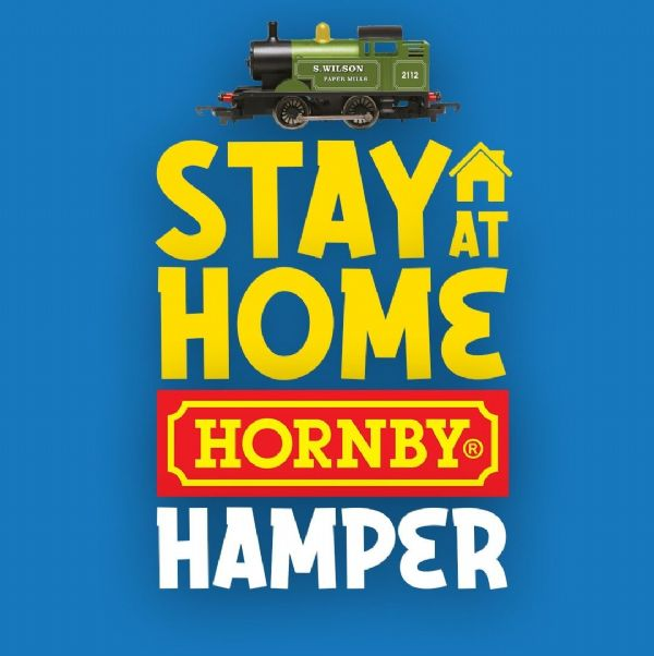 HORNBY R1269 Lockdown Stay At Home  Hamper